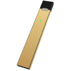 Metallic GOLD Juul Wrap & Skin