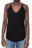 Cami top black