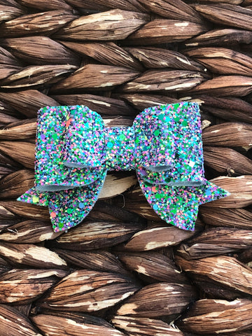 Witches Brew Rae Glitter Bow