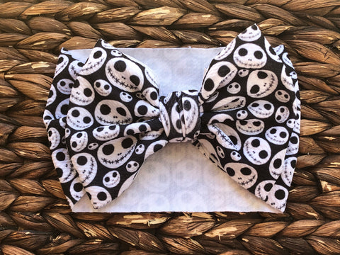 Jack Skellington Headwrap