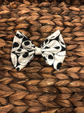 Jack Skellington Fabric Bow