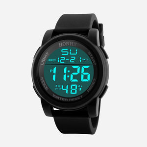 Military Sport LED Wrist Watch
