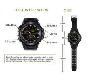 DX16 smart watch plus