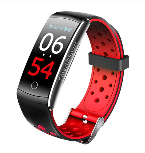Q8S Smart Band Heart Rate Monitor