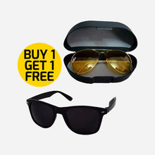 Branded Sunglass free with Night Vision