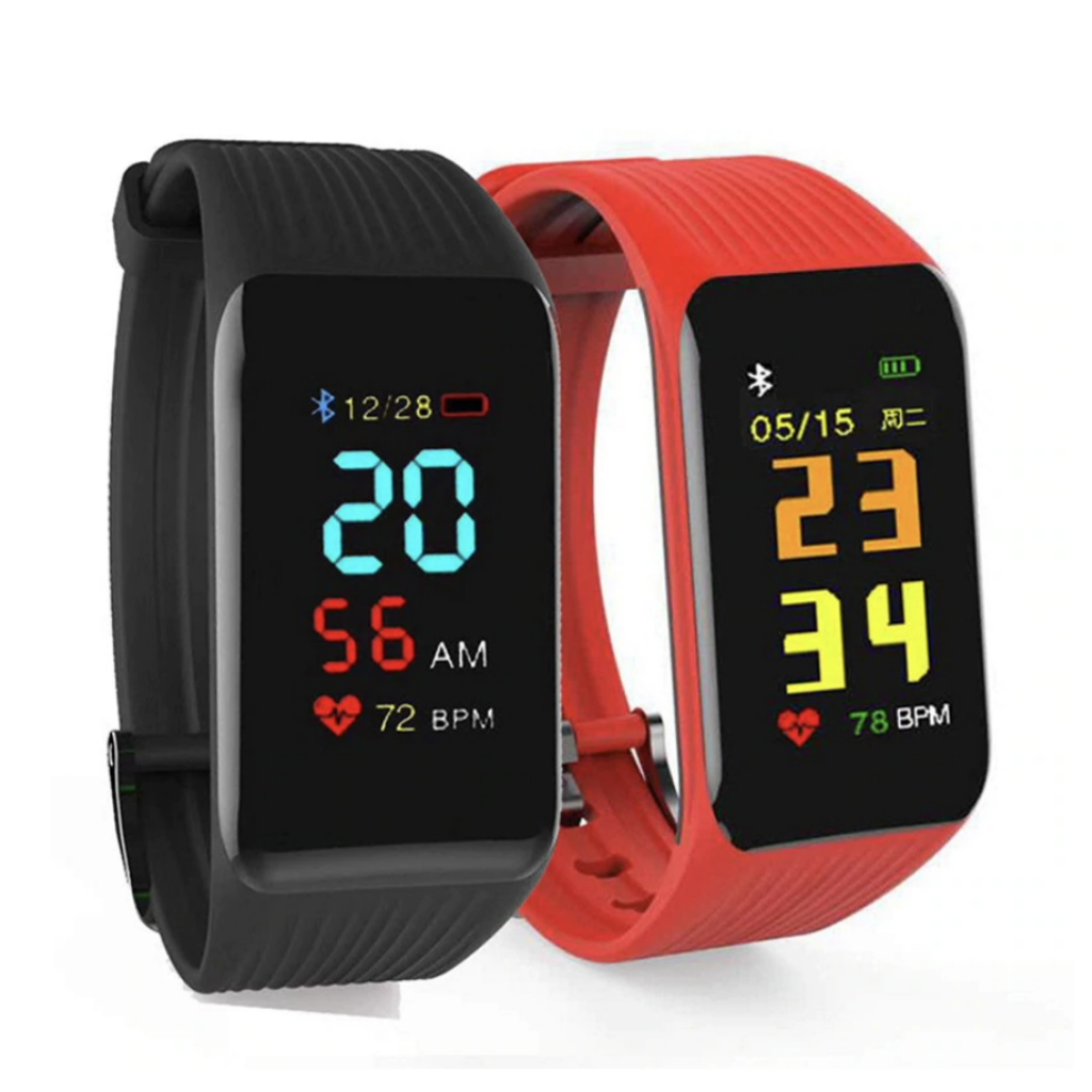 K1 Plus Smart Bracelet Fitness Tracker