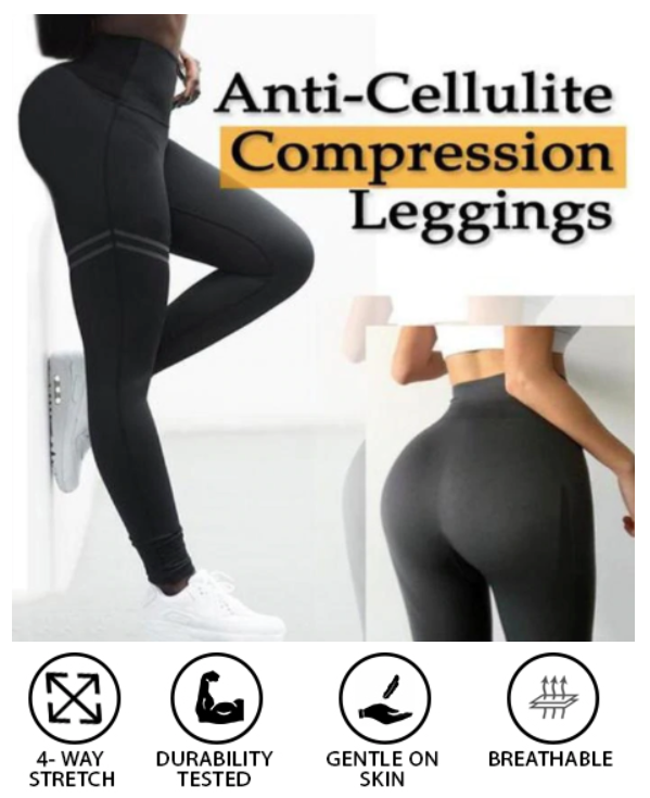 ANTI-CELLULITE Firming LEGGINGS