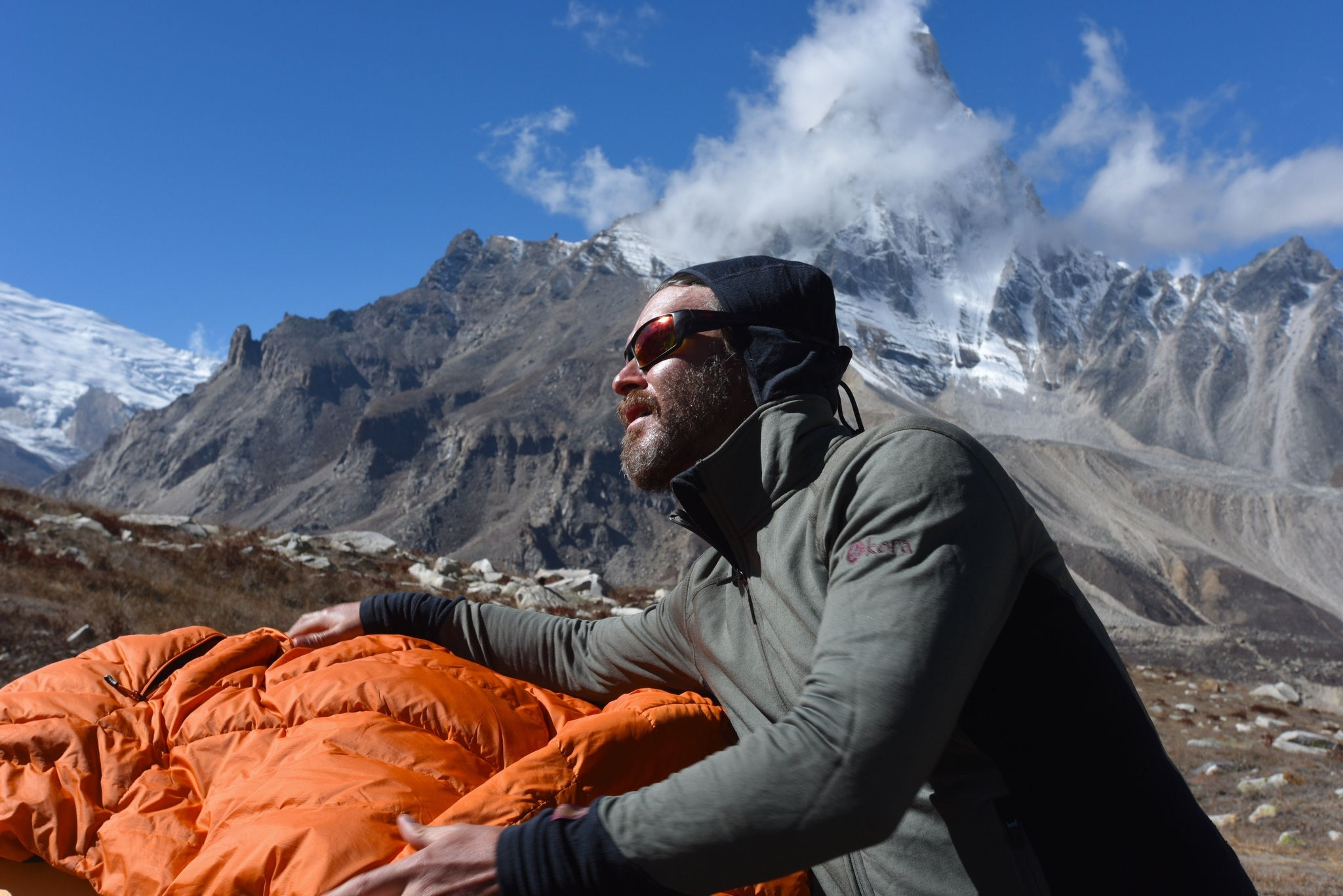 Jeff Fuchs - Himalayan Explorer and Author #findyouradventure