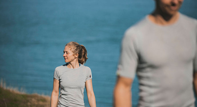 The world's first lightweight yak wool base layer: The Neema Collection, for year-round activities