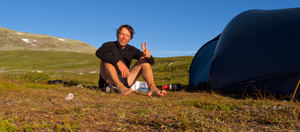 What to pack: lightweight summer  backpacking in Sweden