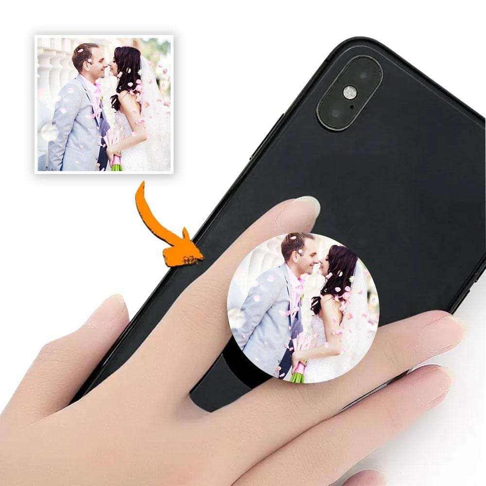 Custom Photo Lover Multi-function Cell Phone Stand