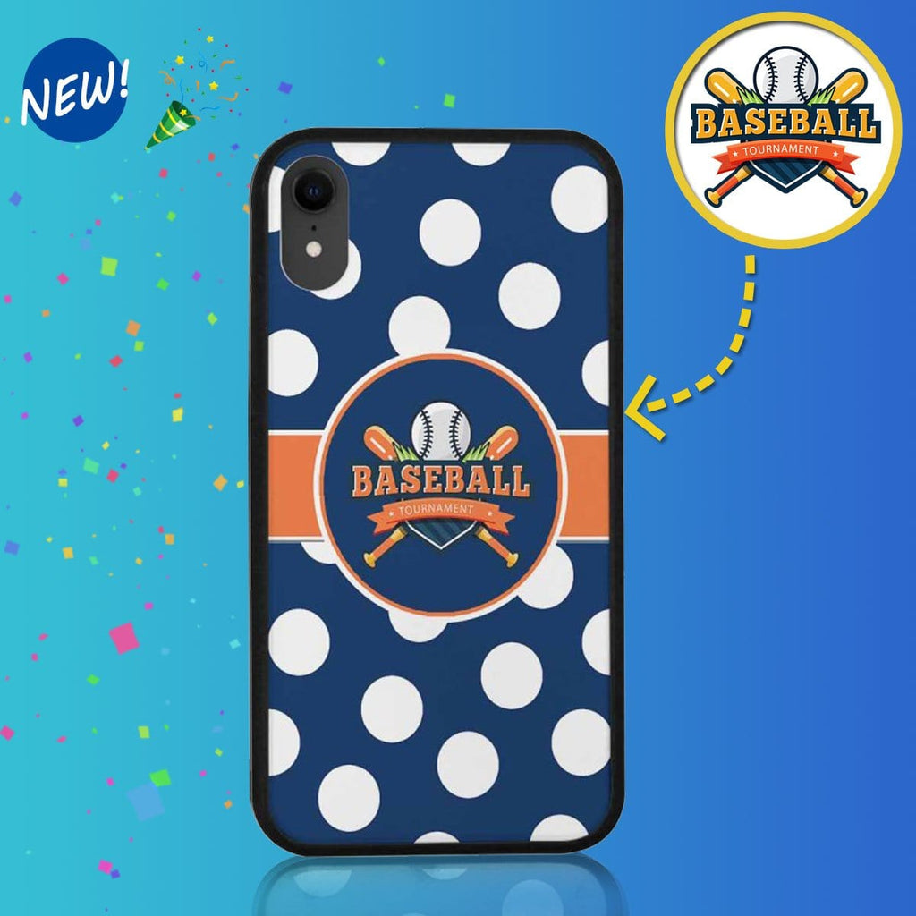 "Custom American Football Rubber Case for Iphone XR (6.1"")"