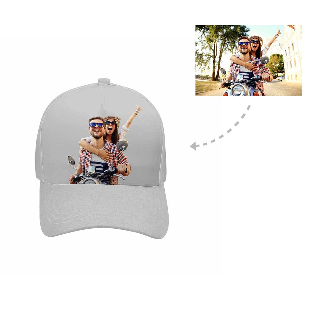 Custom Love Couple  Unisex Baseball Cap