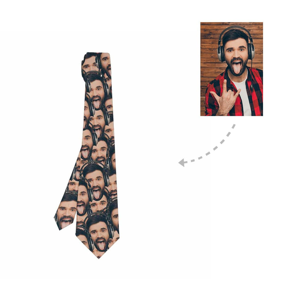 Custom Man Multi Face Classic Necktie
