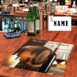 Custom Name Belongs To Bar Runner