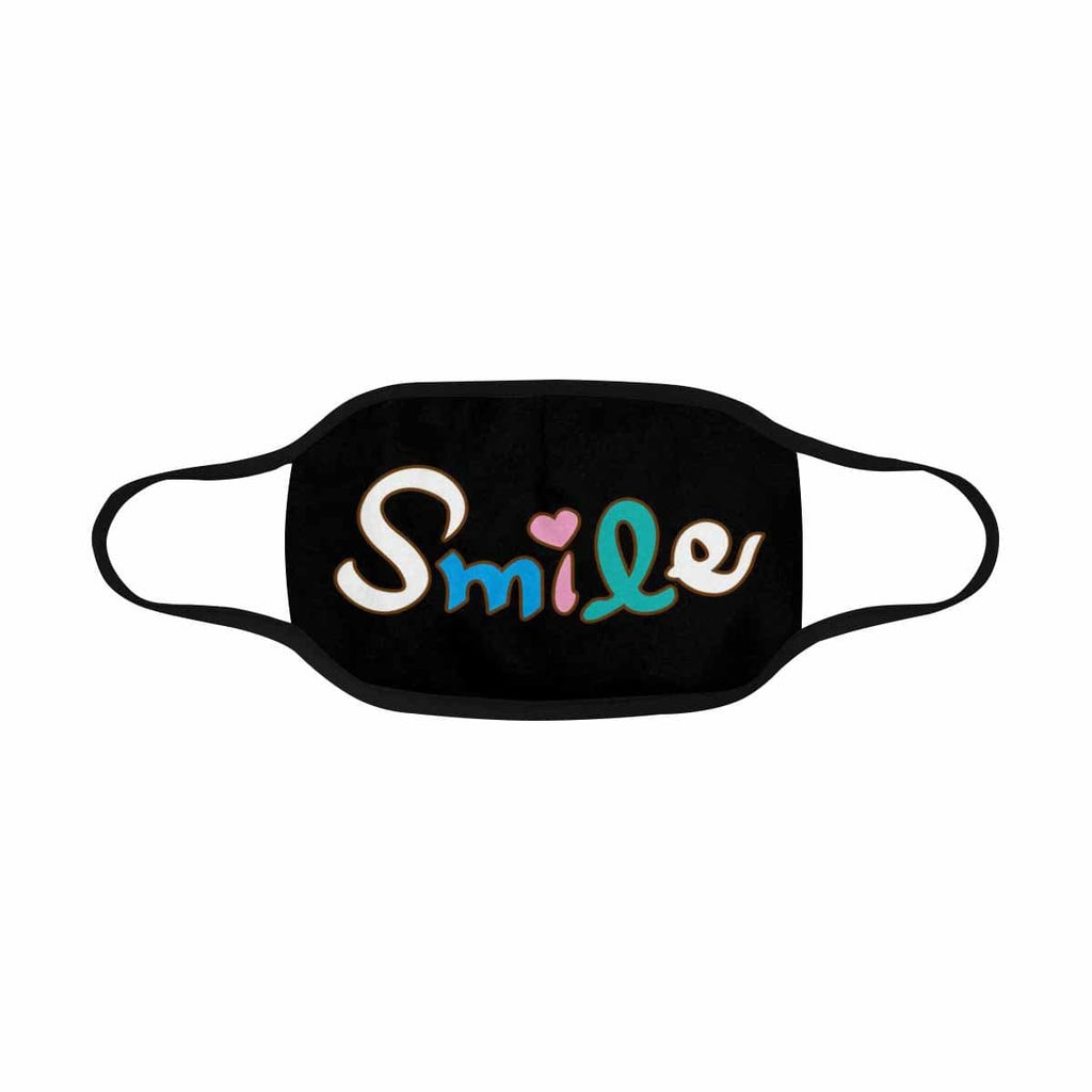 Smile Fabric Mouth Mask