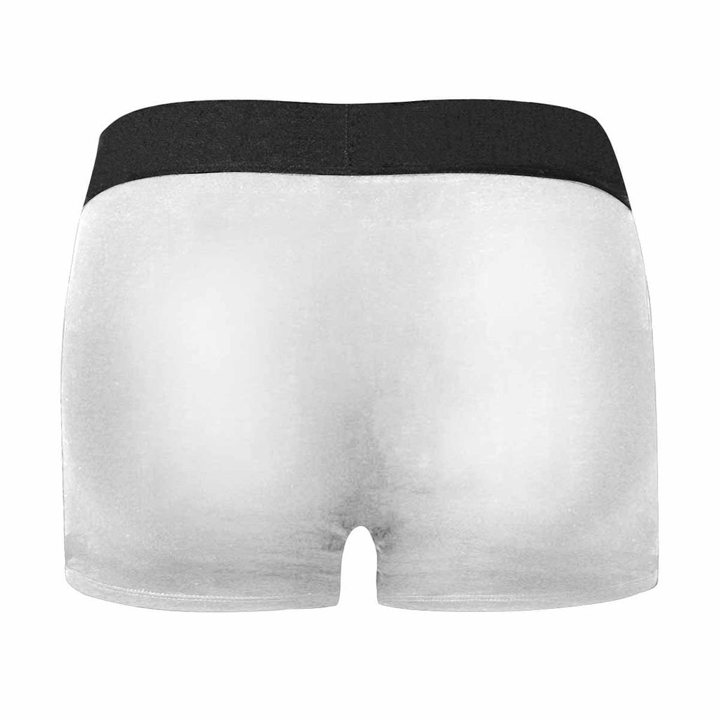 Mens Birthday Underwear Boxer Briefs Underpants Light Weight Casual Breathable Soft Cotton Medium,Ash