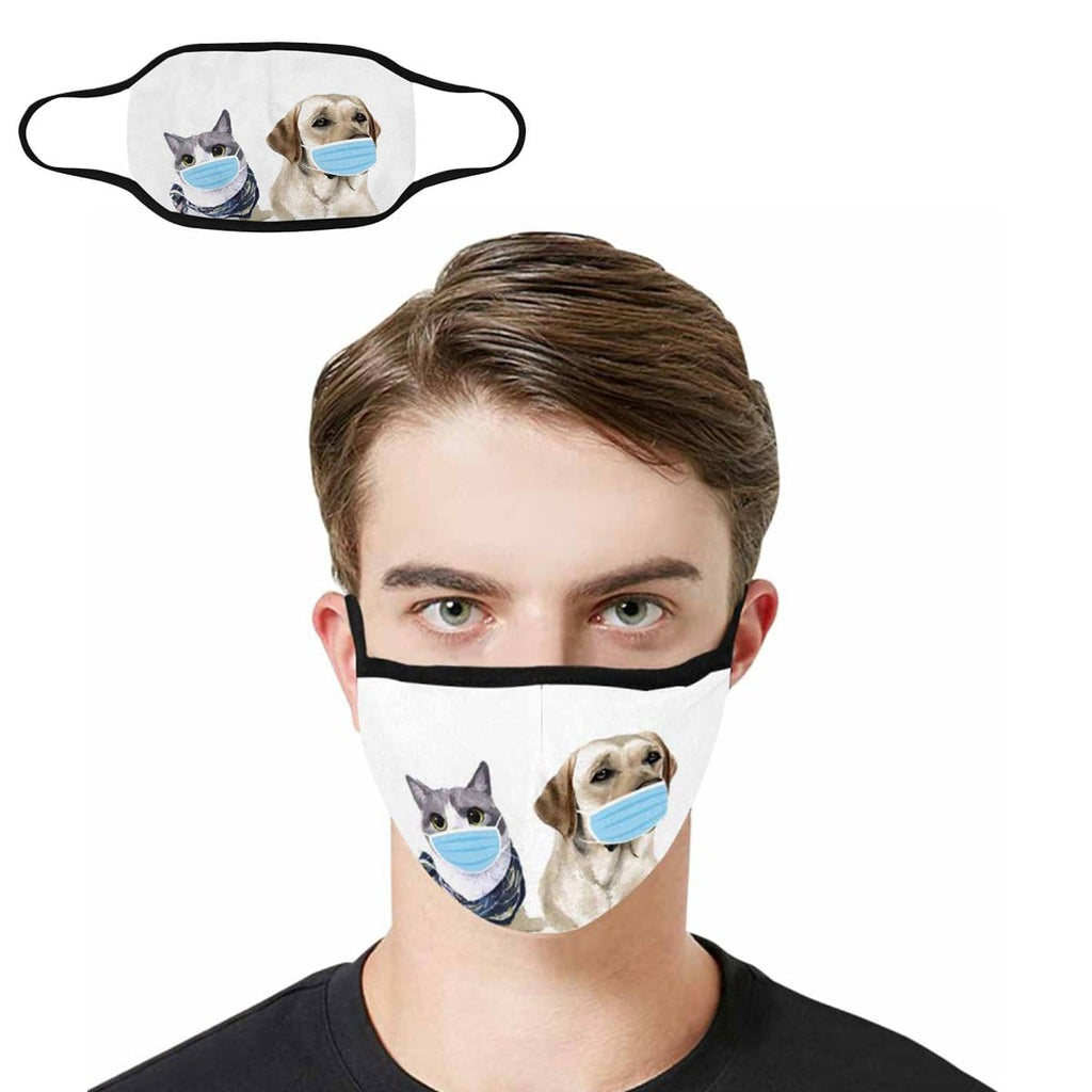 Protection Fabric Mouth Mask