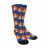 Custom Face Dad & Son Sublimated Crew Socks