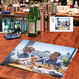 Custom Photo Bar Runner