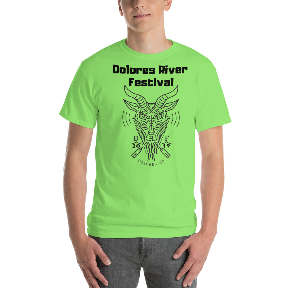 Dolores River Festival 2019 Short-Sleeve T-Shirt test 2