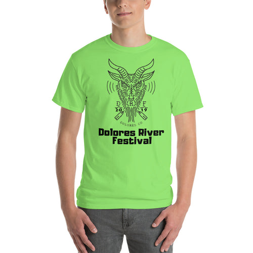Dolores River Festival 20189 Short-Sleeve T-Shirt - Test 3