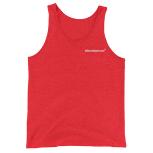 ColoradoGoofy Unisex  Tank Top