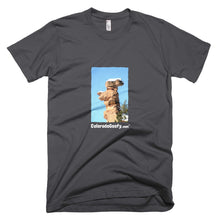 Load image into Gallery viewer, ColoradoGoofy Unisex Fine Jersey Cotton T-Shirt