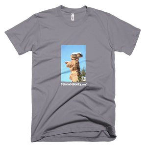 ColoradoGoofy Unisex Fine Jersey Cotton T-Shirt