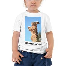 Load image into Gallery viewer, ColoradoGoofy Toddler Short Sleeve Tee