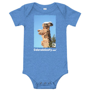 ColoradoGoofy Baby Bodysuit