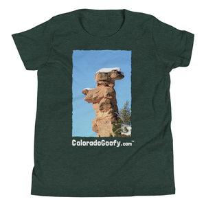 ColoradoGoofy Youth Short Sleeve T-Shirt