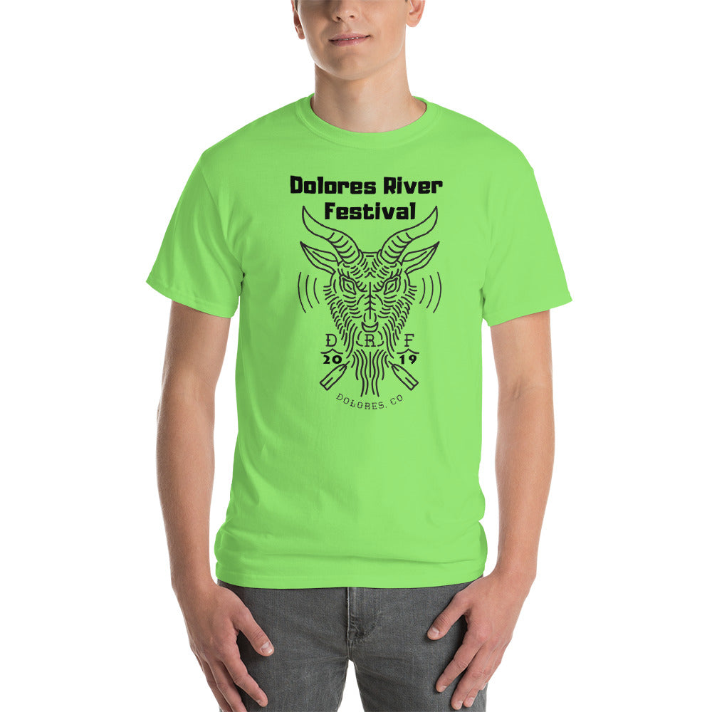 Dolores River Festival 2019 Short-Sleeve T-Shirt - test 1