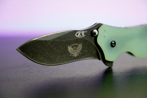 Bermcannon Adventure Tactical Knife ZT (Limited Series)