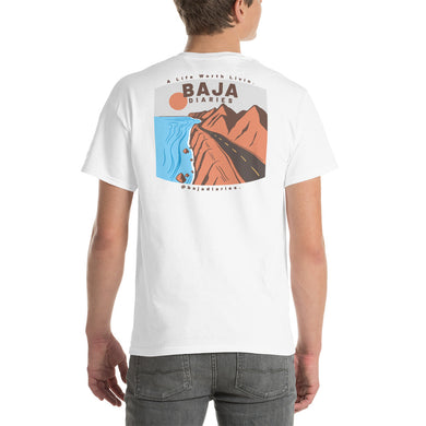 Highway 1 Baja Short Sleeve T-Shirt