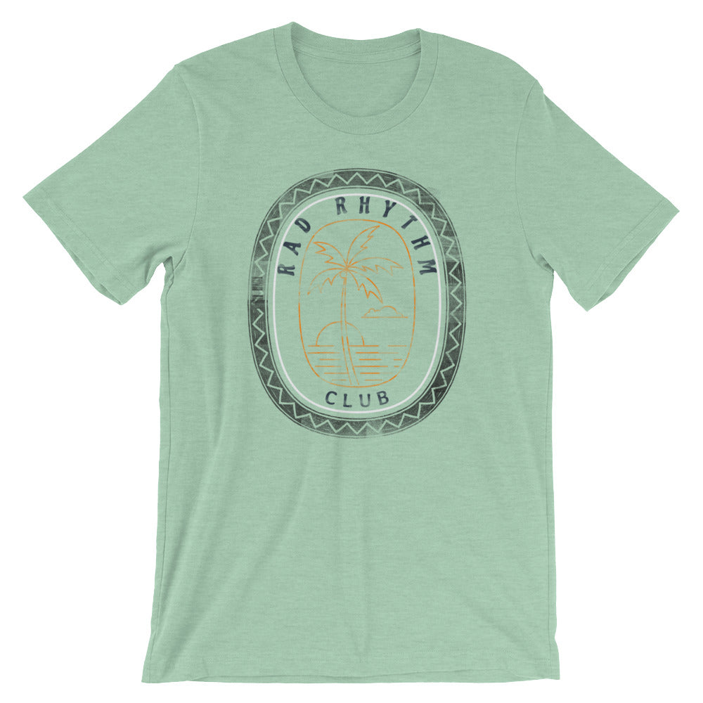 Rad Rhythm Club Need A Vacation But Cant Leave. T-Shirt