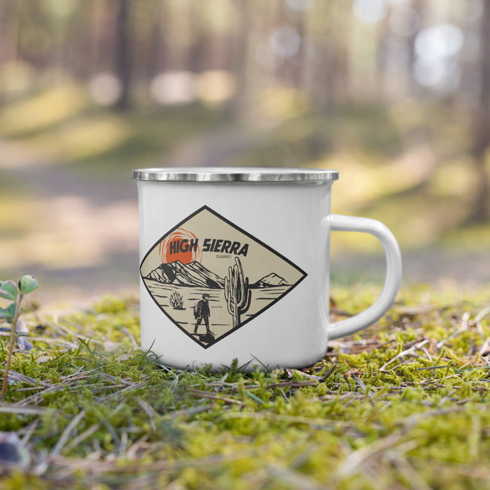 High Sierra Diaries Campsite Mug