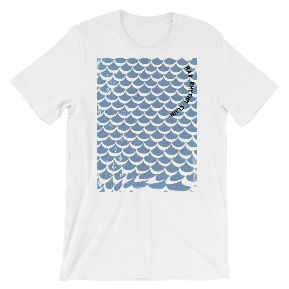 Rad Rhythm Sea Scallop T-shirt