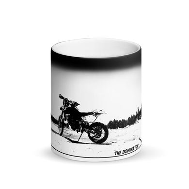 The Dominator Mug. Lets Drink to the Greatest Motorcycle to ever Live!