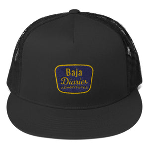 Baja Diaries Trucker Hat
