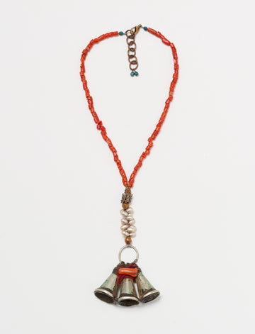 Ethiopian Bell Necklace