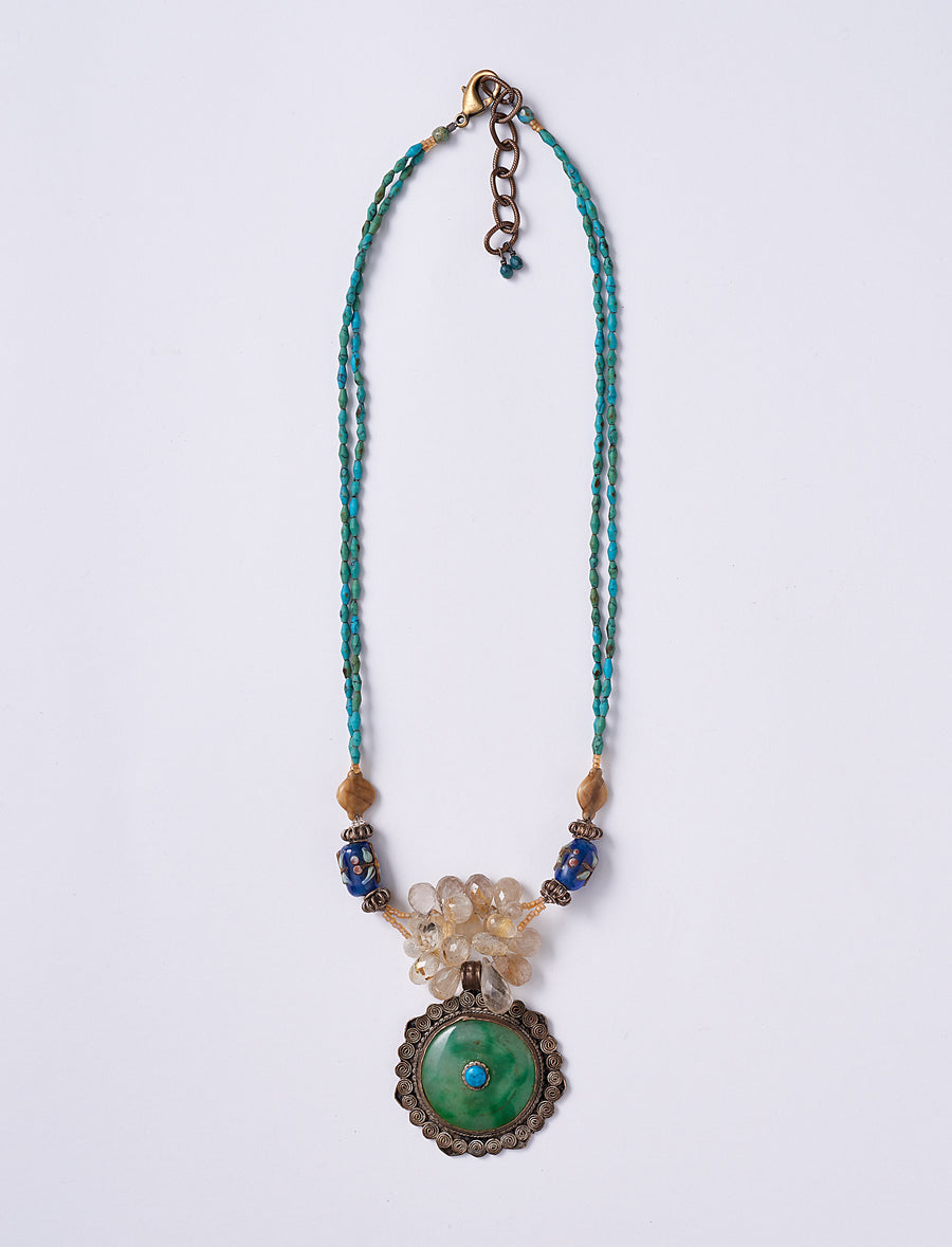 Dreaming of Nepal Necklace