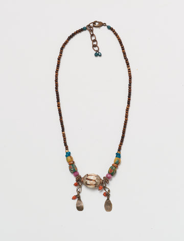 Naga Short Necklace