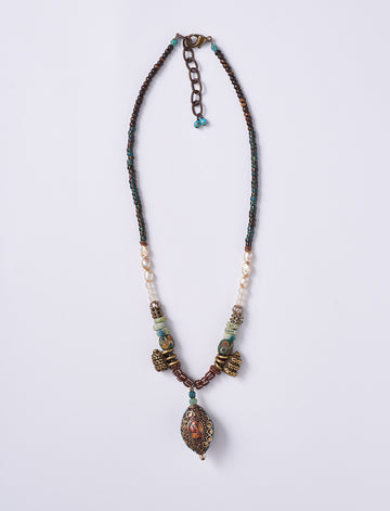 Nepal Simple Necklace