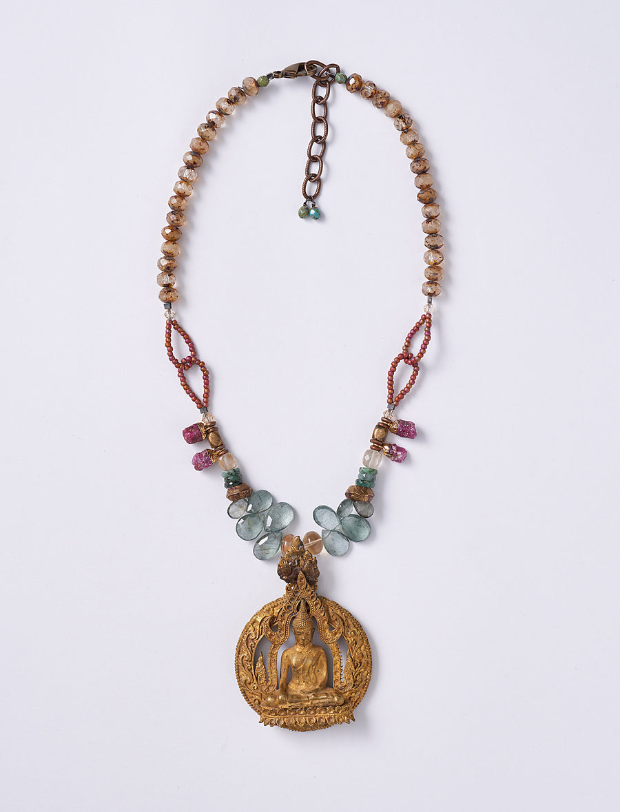 Temple Necklace