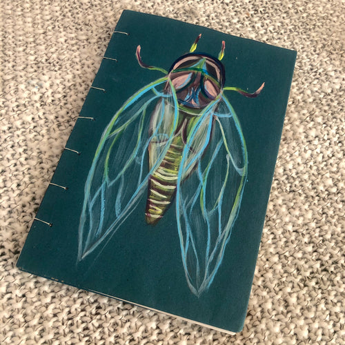 Winged Critter Pocket Lined Notebook