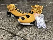 "Carica l'immagine nel visualizzatore di Gallery, Adidas x Pharell Williams - Human Race NMD ""Yellow"" - Luxury Aparell"