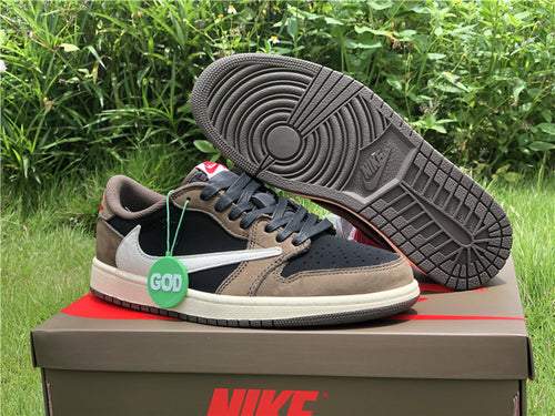 Nike x Travis Scott Air Jordan 1 Low