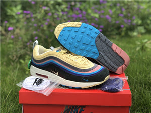 "Nike Air Max 1/97 Sean ""Wotherspoon"" - Hype Aparell"