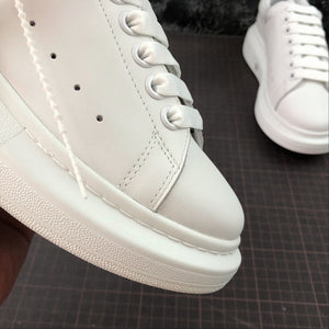 "Alexander McQueen ""Leather"" Bianco - Hype Aparell"